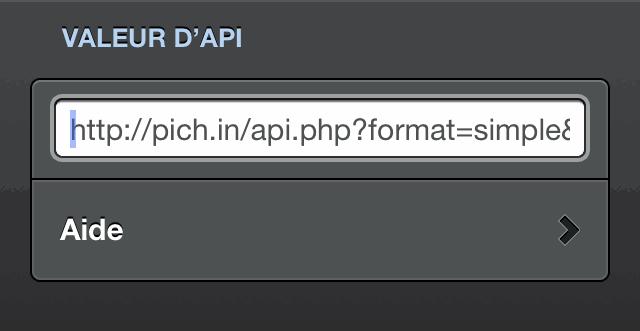 API Pich.in